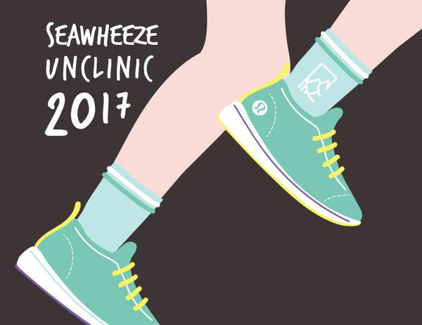 SeaWheeze Unclinic 2017