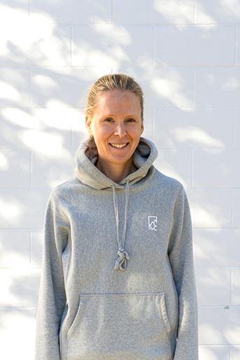 Becky Smith Owner & Founder - The Vancouver Running Company