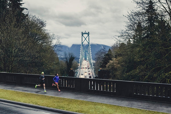 Before long it was Spring and the Postmark | Vancouver Running Co. Helles Lager launch schedule was in full swing. Flight Crew had expanded to trail and we ...