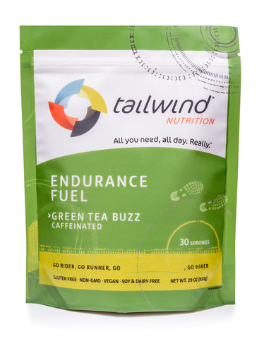 Caffeinated Endurance Green Tea Buzz - 30 Serving