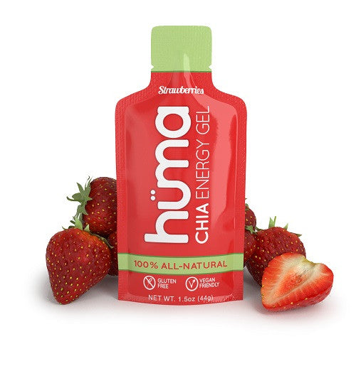 Huma Strawberry Chia Gel