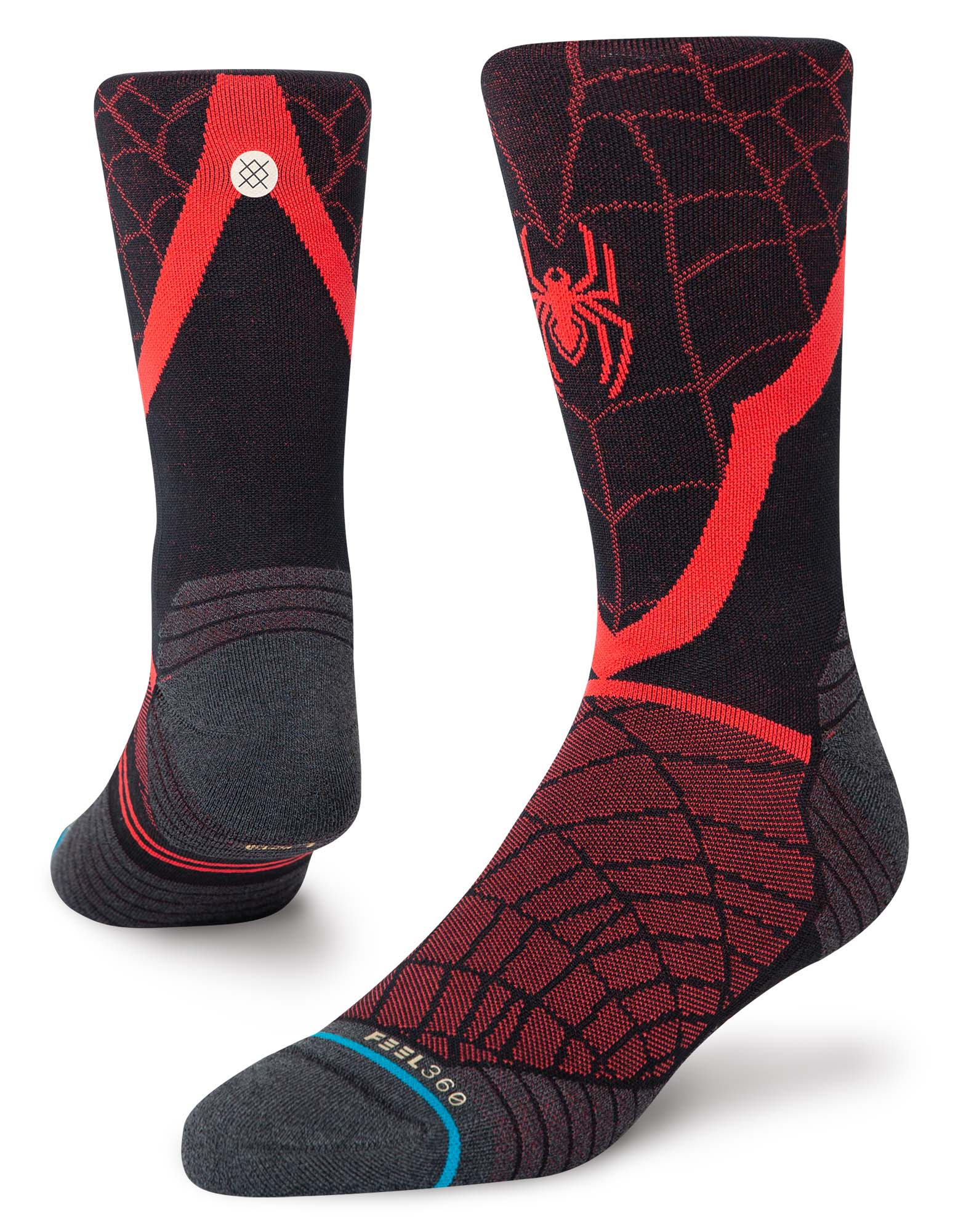 Marvel Spider Man Crew - Unisex