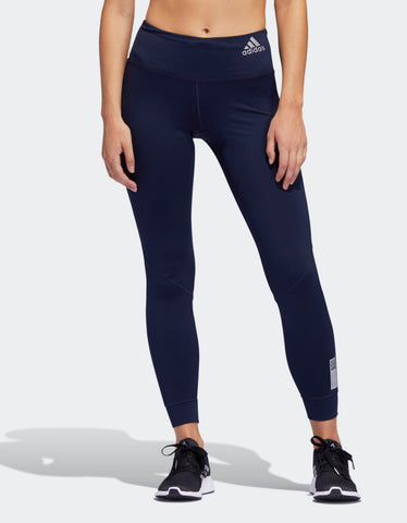Own The Run Primeblue Tights - Women's