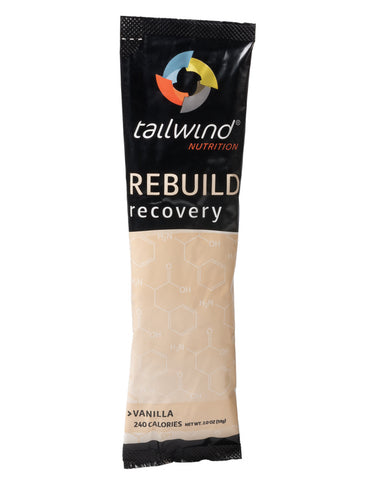 Rebuild Recovery Vanilla - Single Serve