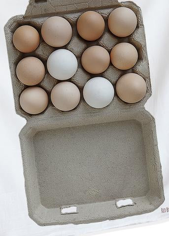 Red Bird's House - Brown Eggs