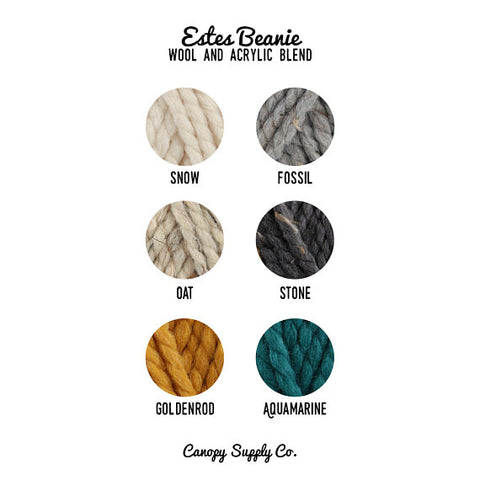 Canopy Supply  - Estes Mom & Me Beanie Set 1-3 Years
