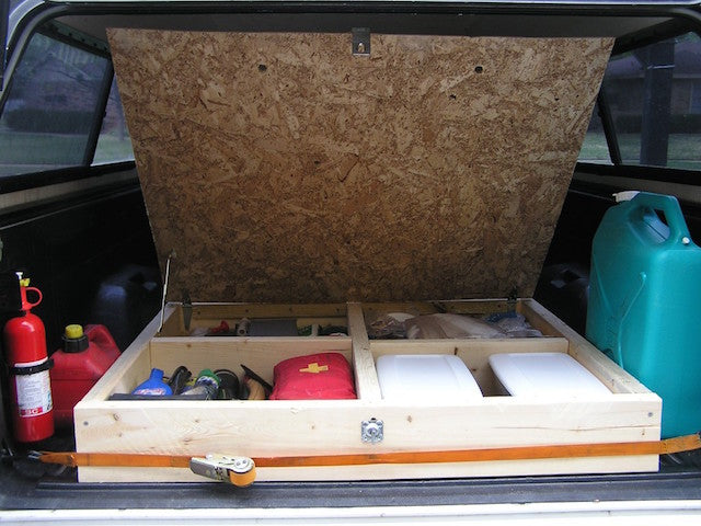 Truck Camping Ideas >> Crowd Sourced Truck Camping Setup And Organizational Ideas