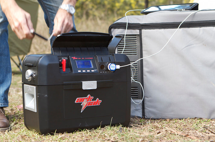 National Luna For Portable Refrigerators And Battery Life
