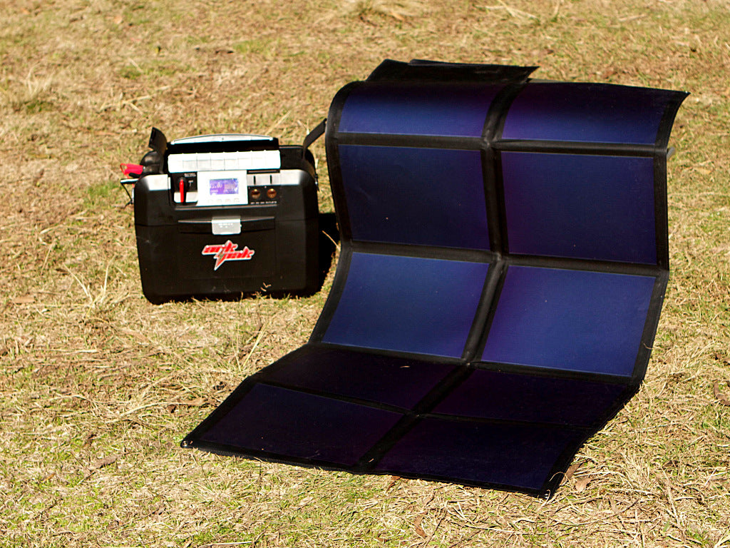 Another Use For The Arkpak Portable Solar Energy Storage