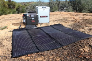 Portable Solar Power Generation Systems Arkportablepower