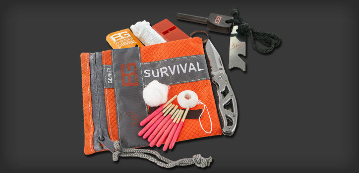 The Bear Grylls Survival Kit