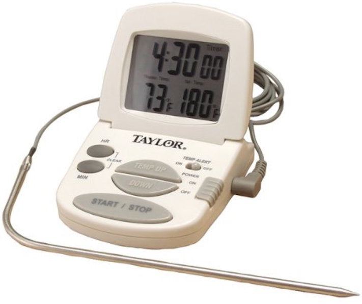 Dig cooking thermometer