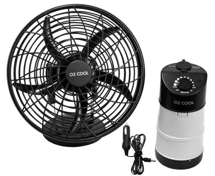 O2 Cool Fan and Power Pack