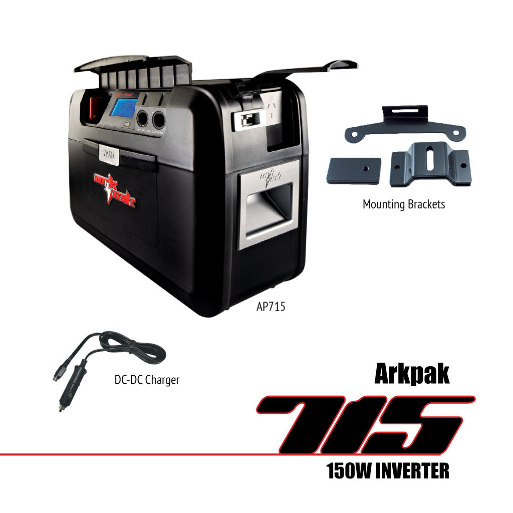 ArkPak 715 Portable Power