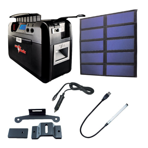 30 watts ArkPak 715 Solar Bundle