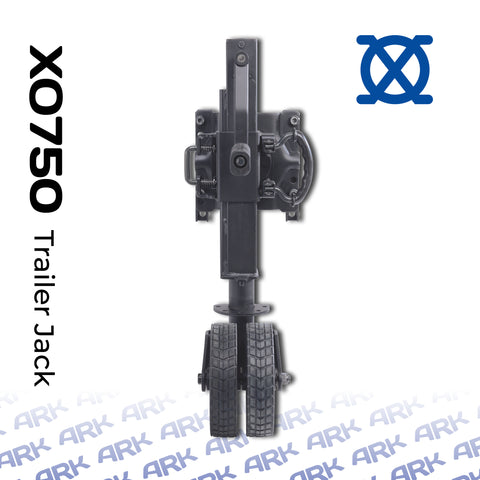 XO750 Black Edition Trailer Jack