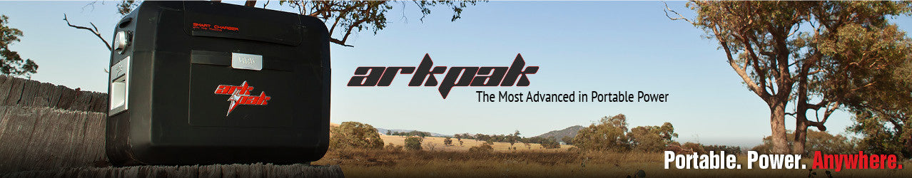 ArkPak - The Most Advanced In Portable Power