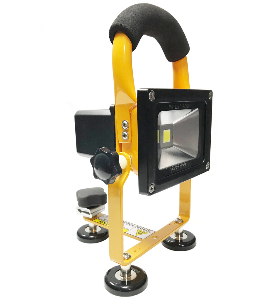 900 Lumen LED Portable Rechargeable Floodlight