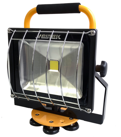 3300 Lumen LED Portable Rechargeable Floodlight