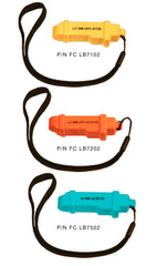 Fiber Loopback Plugs LC  DX-LC-MM-UPC  Orange