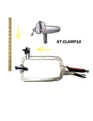 "KT CLAMP18"" FOSC - Splice Case and Vice Mounting Support Tool"