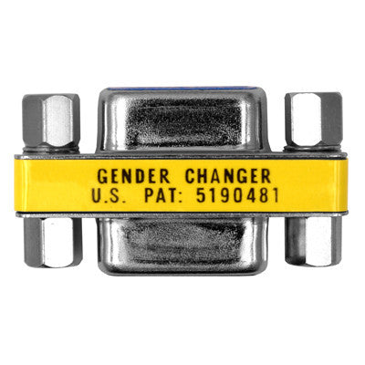 9 Female Gender Changer