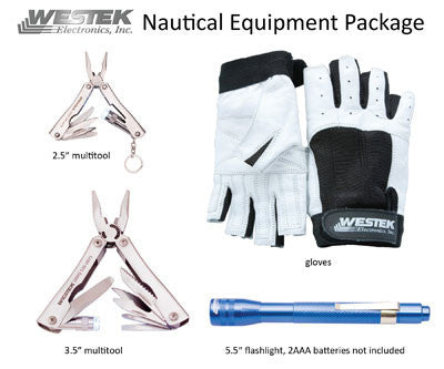 Nautical Equipment Package
