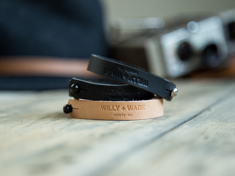 Willy + Wade Handmade Leathers Goods