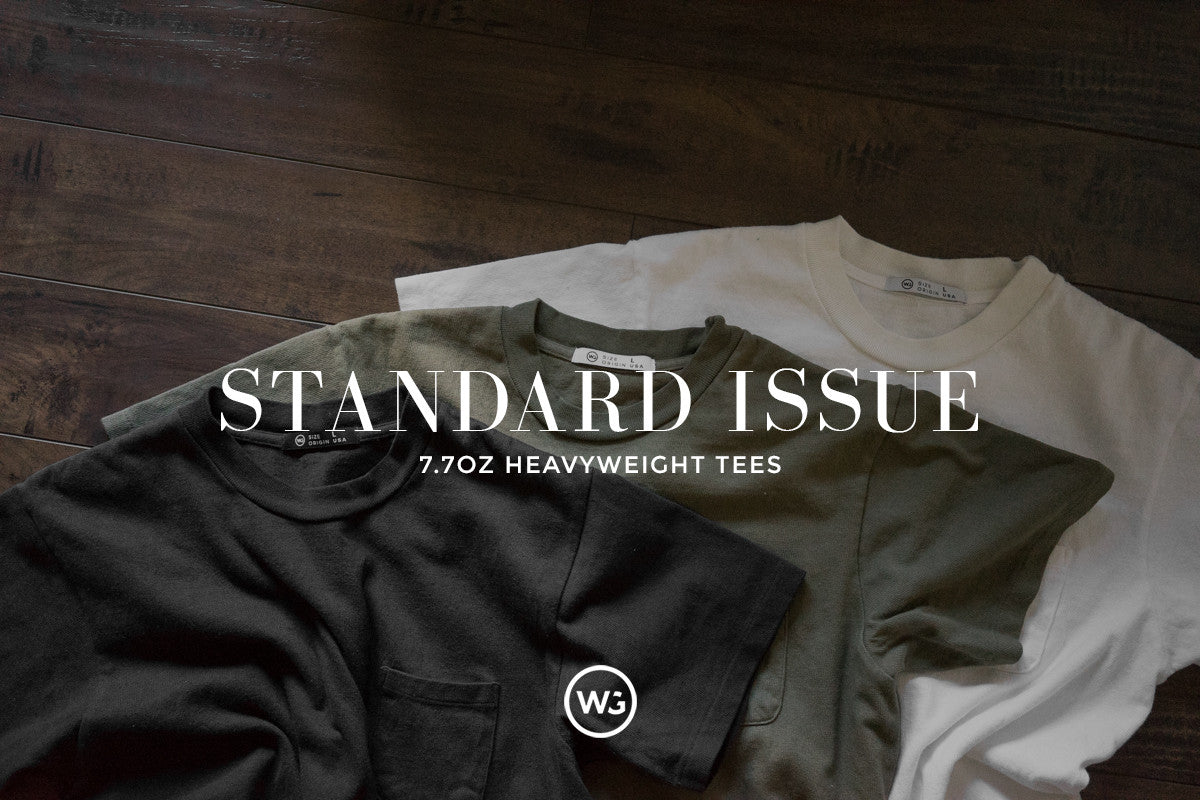 Inspiration behind our Heavyweight Tees