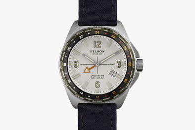 Filson Debuts Watch Collection , Produced by Shinola