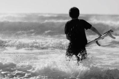 "A Surfer's Story – ""The Fisherman's Son"""