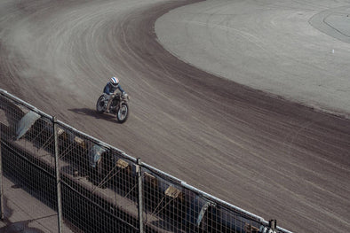 Photographer and Motocross Rider Dimitri x NOWNESS