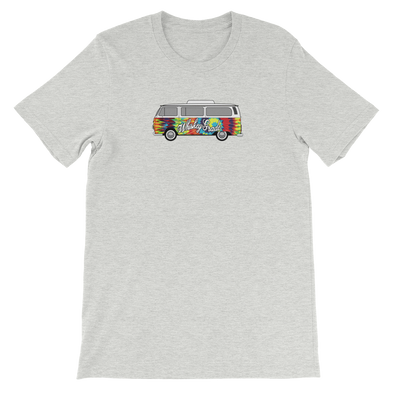 Bus T-Shirt Heather Grey