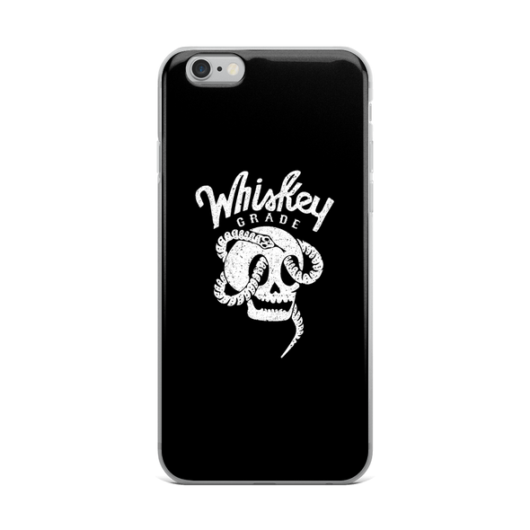 Serpent Skull iPhone Case