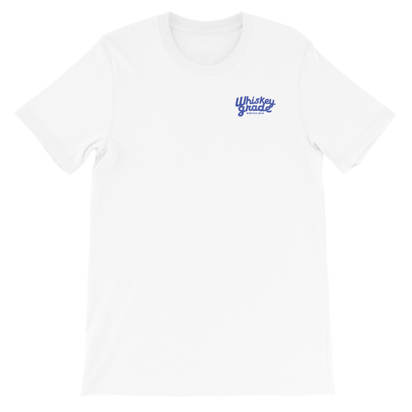 Oil Can T-Shirt White