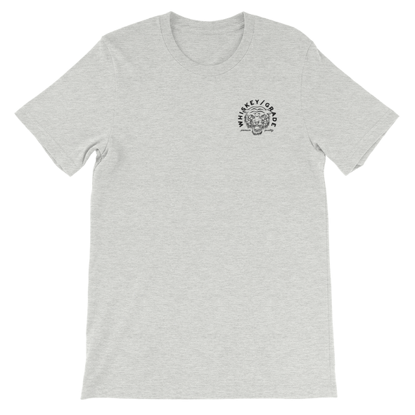 Tiger T-Shirt Heather Grey
