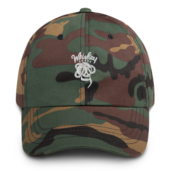 Serpent Skull Hat Camo