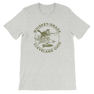 Mice Hunter T-Shirt Heather Grey