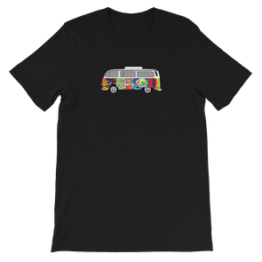 Bus T-Shirt Black
