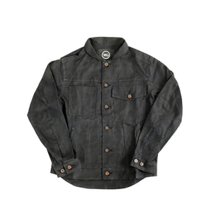 Type II Jacket Black Waxed