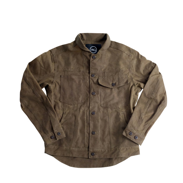 Type II Jacket Brown Waxed