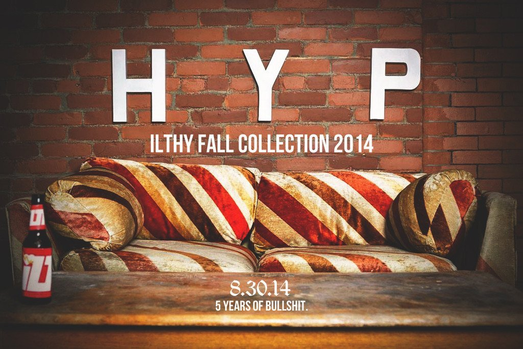 2014 iLTHY FALL COLLECTION