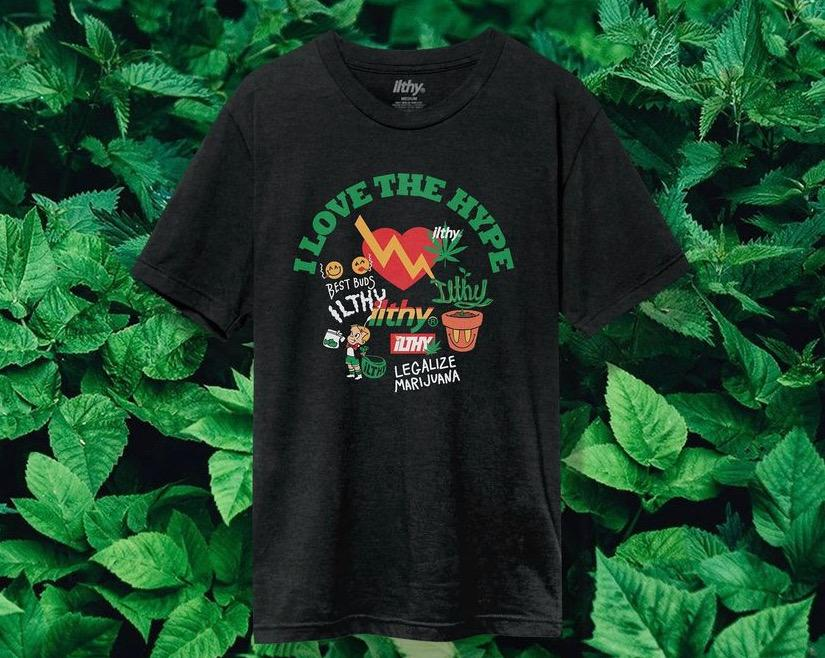 Legalize Tee Now Available!