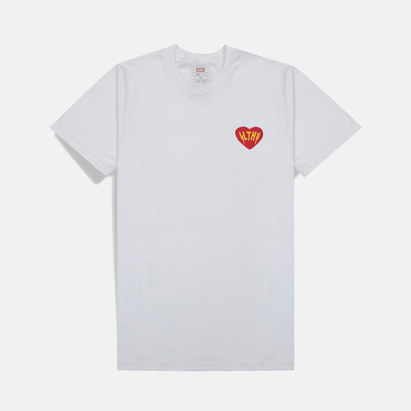 BIG HEART EMBROIDERED Unisex T-Shirt