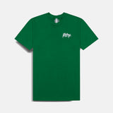 SUPPORT YOUR LOCAL ART DEALER T-SHIRT (GREEN)