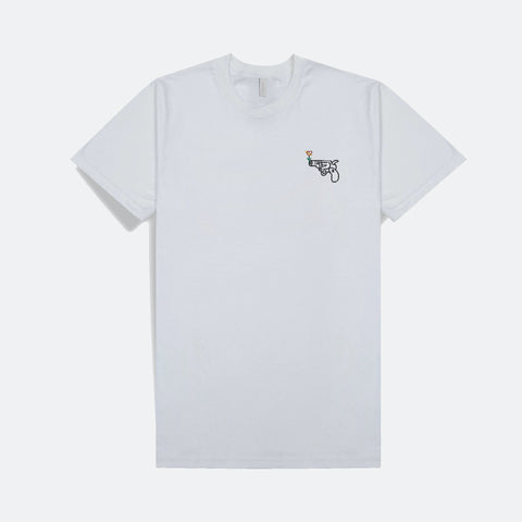 FRIENDLY FIRE EMBROIDERED T-SHIRT