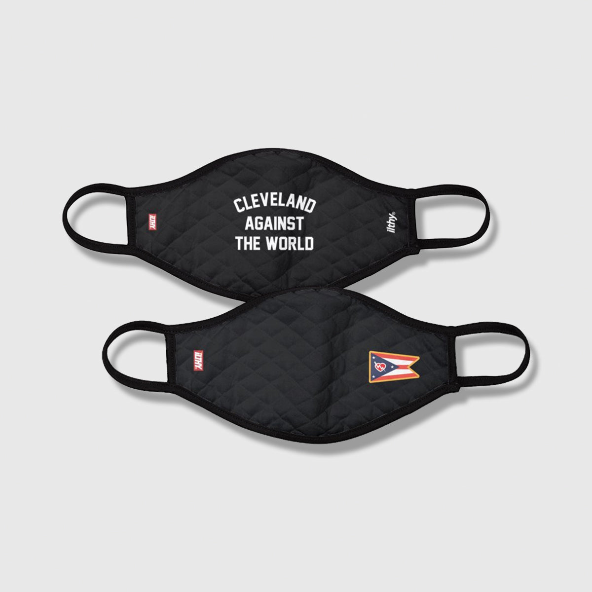 CLEVELAND LOCAL FACE MASK VOL. 1 (2 PACK)