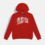 Unemployed Boys Club Red Hoodie