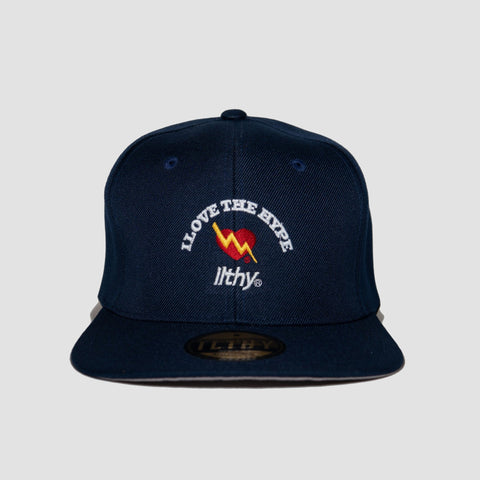 Brand Seal Cap (Navy) - ILTHY®