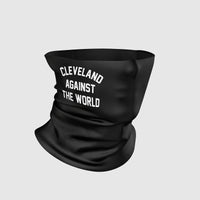Cleveland Against The World Neck Mask